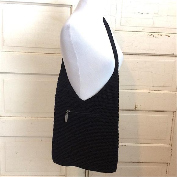 The Sak Handbags - The Sak Crocheted Crossbody/Shoulder Bag